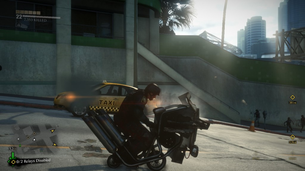 Dead Rising 3 Mini Bike