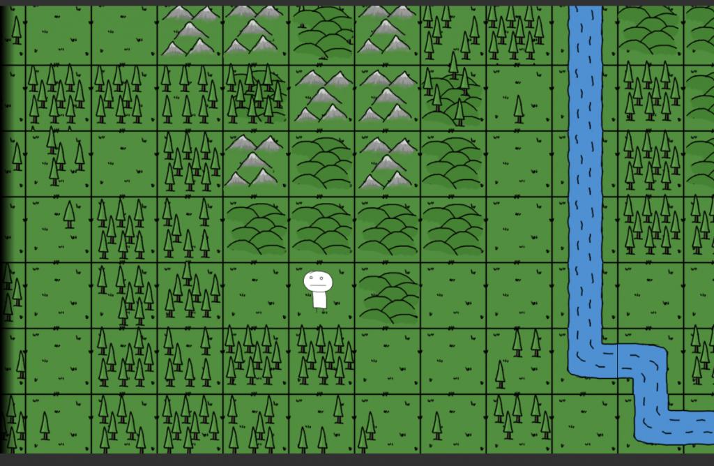 Tile map