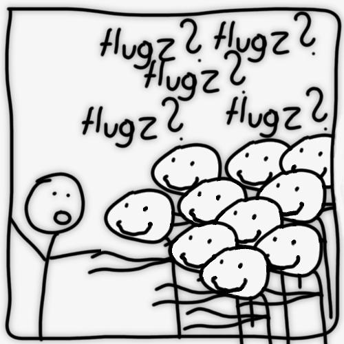 Zombie hugz horde