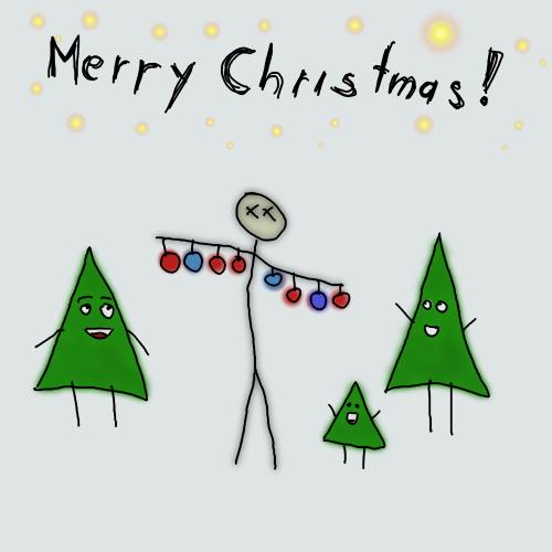 73 – Christmas Comic