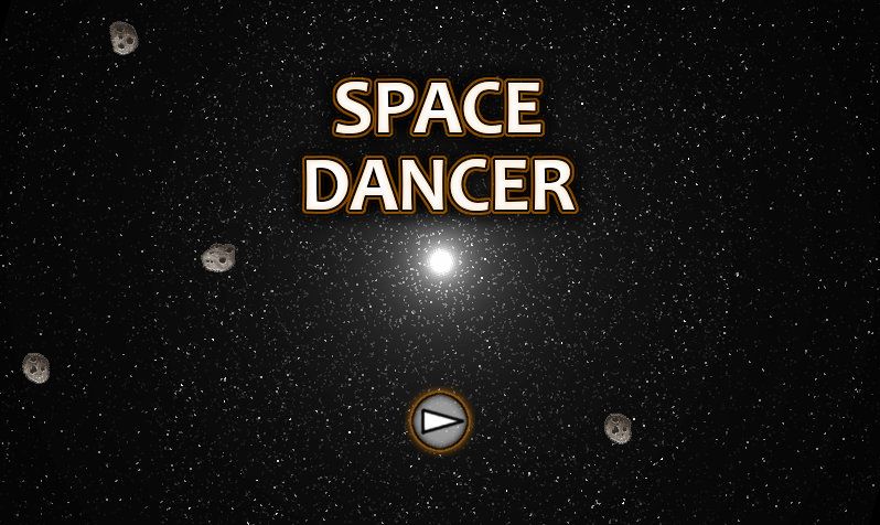 Introducing Space Dancer, my first android game, coming soon!